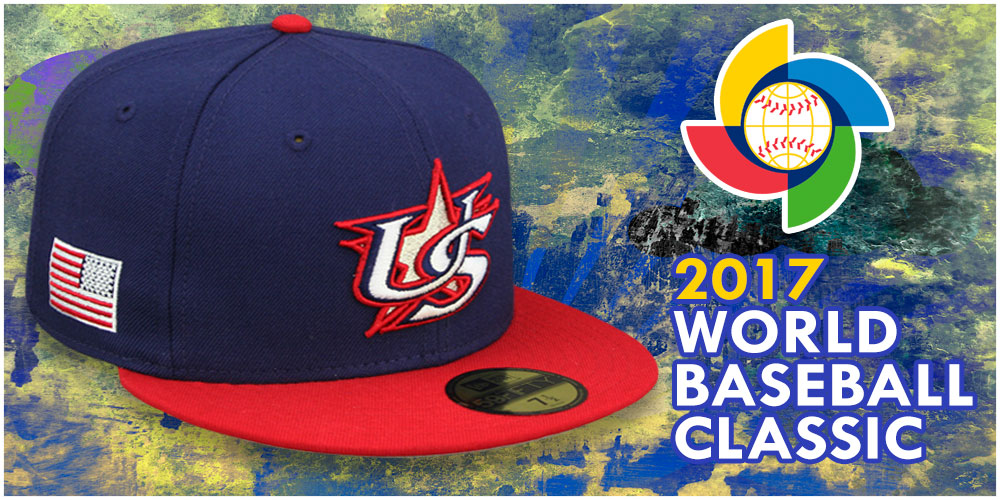 World Baseball Classic Hats