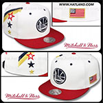 INDEPENDENCE SNAPBACK Hats by Mitchell and Ness