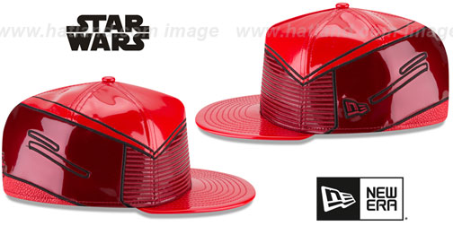 Imperial Guard 'THE LAST JEDI CHARACTER FACE' Fitted Hat by New Era