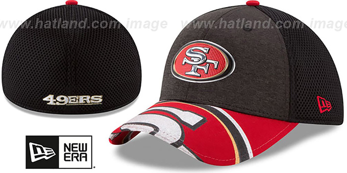 49ers '2017 NFL ONSTAGE FLEX' Hat by New Era