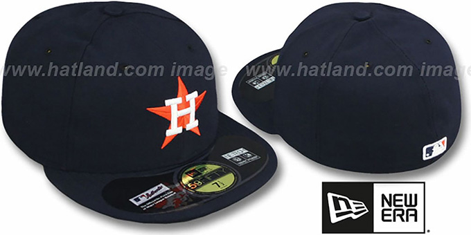 d0cae4f3e23 Houston Astros 1980s PERFORMANCE GAME Hat by New Era