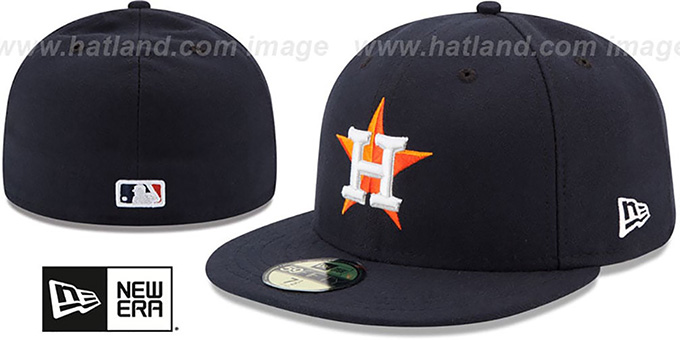 Astros 'AC-ONFIELD HOME' Hat by New Era