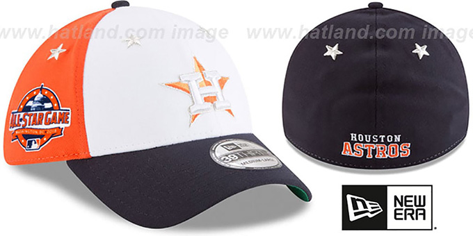 Astros '2018 MLB ALL-STAR GAME FLEX' Hat by New Era