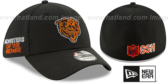 Bears '2020 NFL VIRTUAL DRAFT FLEX'  Hat by New Era
