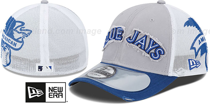 Blue Jays '2013 CLUBHOUSE' 39THIRTY Flex Hat by New Era : pictured without stickers that these products are shipped with