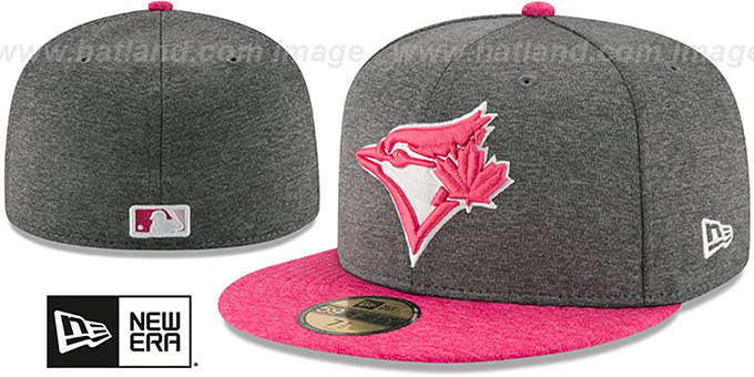 3e05ac0db73 Toronto Blue Jays 2017 MOTHERS DAY Fitted Hat by New Era