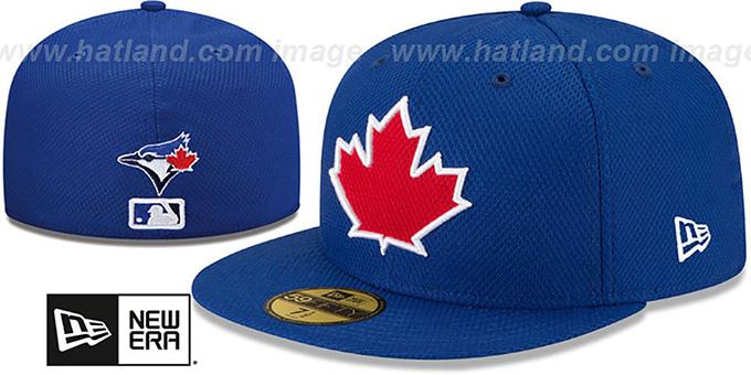 8c1397c1b9a Toronto Blue Jays AC-ONFIELD ALTERNATE Hat by New Era