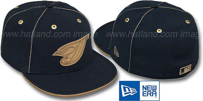 Blue Jays 'NAVY DaBu' Fitted Hat by New Era
