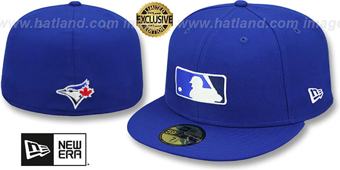 wholesale dealer bcb9a 81780 Blue Jays  TEAM MLB UMPIRE  Royal Hat by New Era