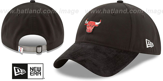 d76d4991cd9 Bulls  2017 NBA ONCOURT DRAFT STRAPBACK  Black Hat by New Era