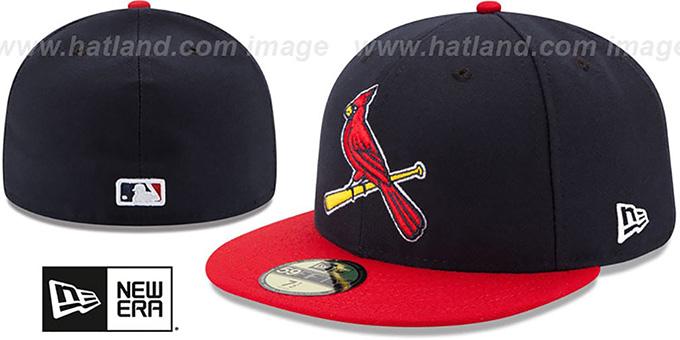 watch da0ec 9b0a2 St Louis Cardinals AC-ONFIELD ALTERNATE-2 Hat by New Era. Cardinals   AC-ONFIELD ALTERNATE-2  Hat by ...