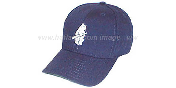 Chicago Cubs '1914 ROAD' Hat by American Needle : pictured without stickers that these products are shipped with
