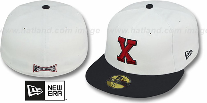 Cuban X Giants 1935 '59FIFTY' Fitted Hat by New Era : pictured without stickers that these products are shipped with