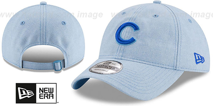 dd66b3af Chicago Cubs 2018 FATHERS DAY STRAPBACK Hat by New Era