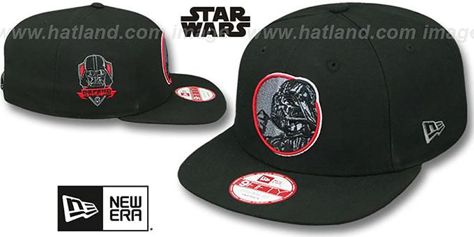 Darth Vader  RETROFLECT SNAPBACK  Black Hat by New Era 85e065175b43