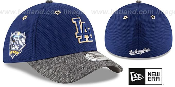 Los Angeles Dodgers 2016 MLB ALL-STAR GAME FLEX Hat d2b75bde34a