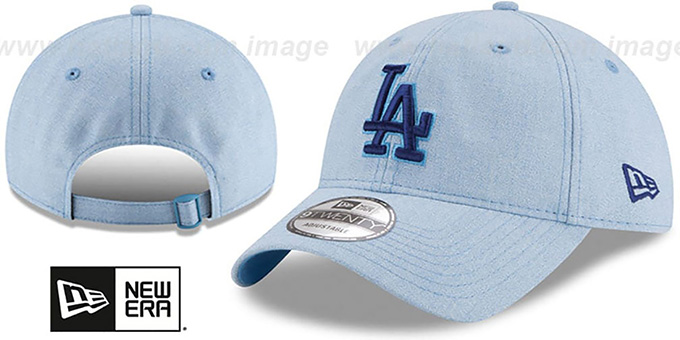 the latest 29c32 e7c1b Los Angeles Dodgers 2018 FATHERS DAY STRAPBACK Hat by New Era. video  available. Dodgers  2018 FATHERS DAY STRAPBACK  Hat by ...