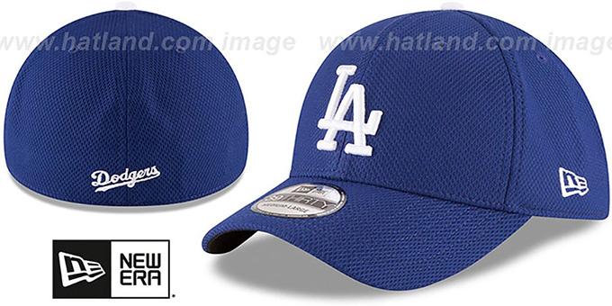 639a9d78 Los Angeles Dodgers DIAMOND ERA CLASSIC Flex Hat by New Era