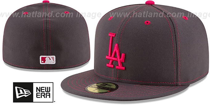 big sale 75467 bad7c Dodgers  MOTHERS DAY  Fitted Hat by New Era