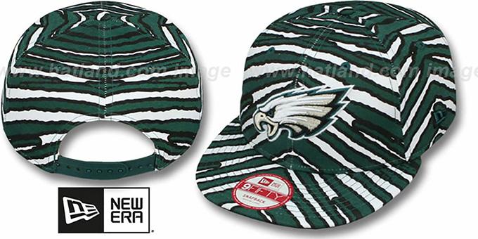 dea60ab7a831eb Philadelphia Eagles NFL ALL-OVER ZUBAZ SNAPBACK Hat