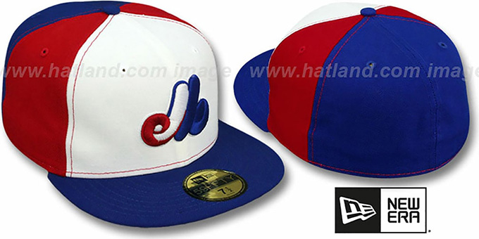 Expos 'GARY CARTER'  Hat by New Era : pictured without stickers that these products are shipped with