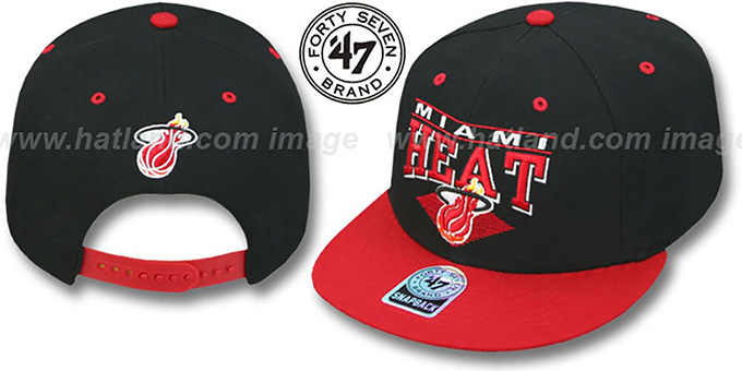 Heat '2T HOLDEN SNAPBACK' Adjustable Hat by Twins 47 Brand : pictured without stickers that these products are shipped with