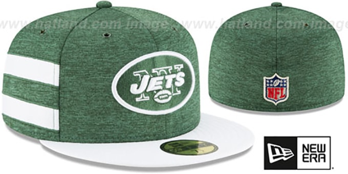 55b1332aab7324 ... New Era. video available. Jets 'HOME ONFIELD STADIUM' Green-White Fitted  Hat by ...
