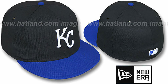 huge discount 4ff74 a3e19 Kansas City Royals  ALTERNATE  Hat by New Era