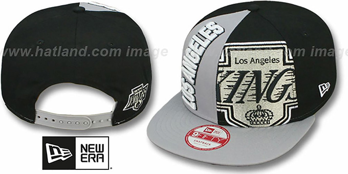 Kings 'NE-NC DOUBLE COVERAGE SNAPBACK' Hat by New Era