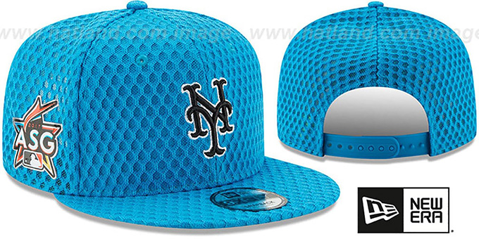 334c748995d Mets  2017 MLB HOME RUN DERBY SNAPBACK  Blue Hat by New Era