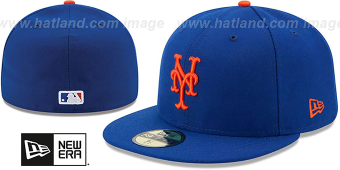 061799d55d6 ... New Era. Mets  AC-ONFIELD GAME  Hat by ...