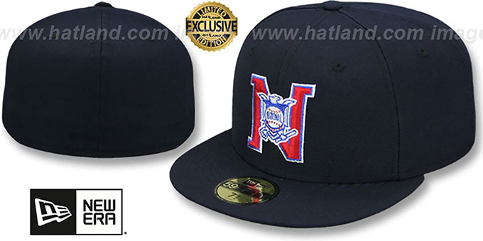 8e07cc6dd69 National League MLB UMPIRE Navy Hat by New Era