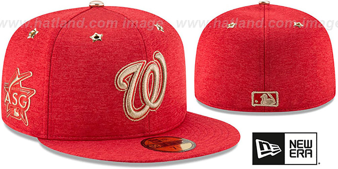 da757b4e83f Nationals  2017 MLB ALL-STAR GAME  Fitted Hat by New Era