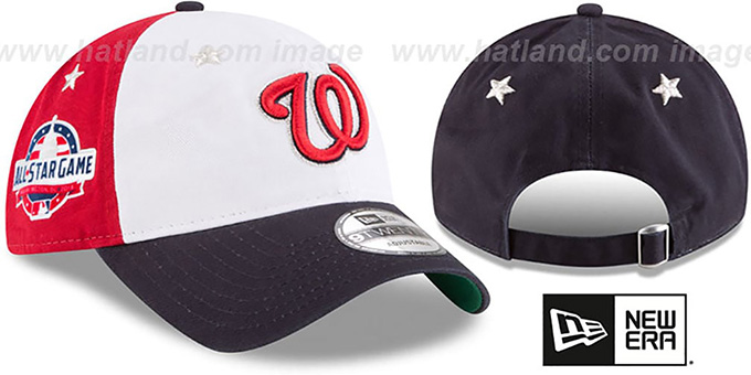 info for 92cc8 4ed68 Nationals  2018 MLB ALL-STAR GAME STRAPBACK  Hat by New Era