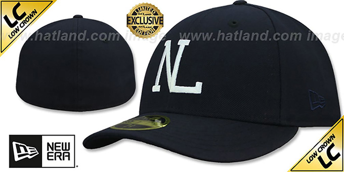 NL 'LOW-CROWN MLB UMPIRE' Navy Hat by New Era