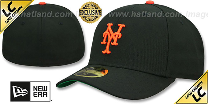 18f66f17df1 New York NY Giants LOW-CROWN 1947-57 COOPERSTOWN Fitted Hat