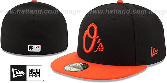 timeless design 27c2c f01df Orioles  AC-ONFIELD ALTERNATE  Hat by New Era