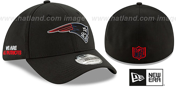 Patriots '2020 NFL VIRTUAL DRAFT FLEX'  Hat by New Era