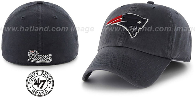 cheap for discount aa134 8888b New England Patriots NFL FRANCHISE Navy Hat by 47 Brand. Patriots  NFL  FRANCHISE  Navy Hat by ...