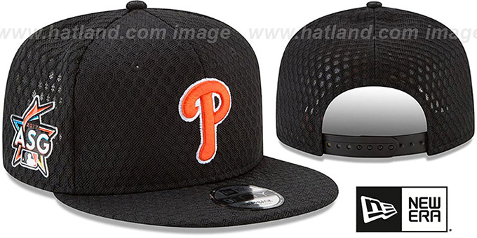 Phillies '2017 MLB HOME RUN DERBY SNAPBACK' Black Hat by New Era