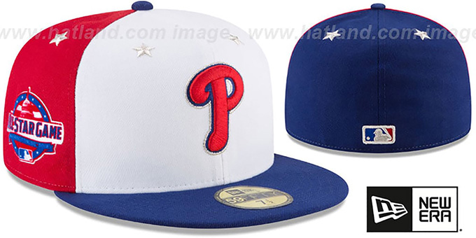 Philadelphia Phillies 2018 MLB ALL-STAR GAME Fitted Hat 31329367164