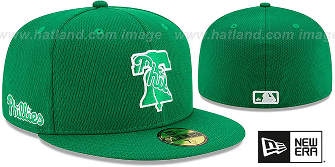 Phillies 2020 'ST PATRICKS DAY' Fitted Hat by New Era