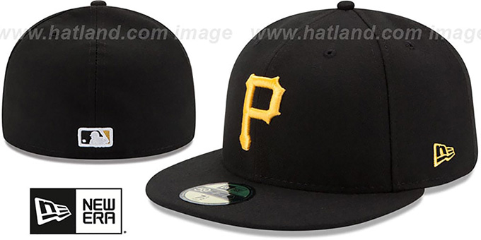 Pirates 'AC-ONFIELD GAME' Hat by New Era