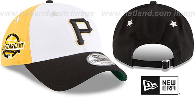 promo code c9239 2aea9 Pirates  2018 MLB ALL-STAR GAME STRAPBACK  Hat by New Era