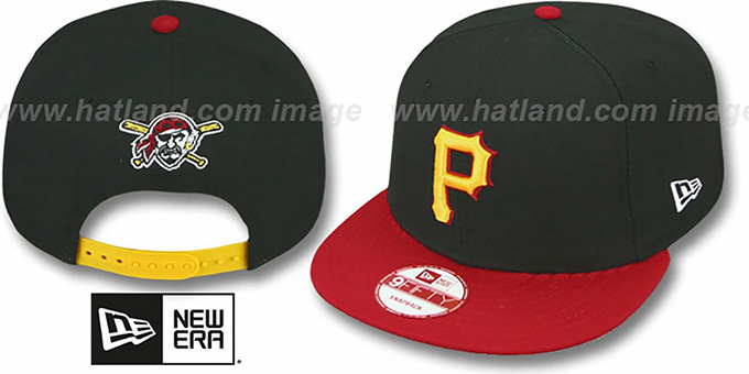 Pirates 'REPLICA 1999 ALT SNAPBACK' Hat by New Era : pictured without stickers that these products are shipped with