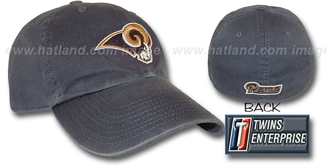 Rams 'FRANCHISE' Hat by Twins - navy