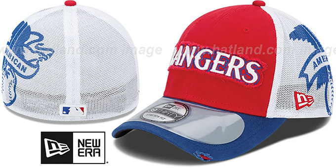 Rangers '2013 CLUBHOUSE' 39THIRTY Flex Hat by New Era : pictured without stickers that these products are shipped with