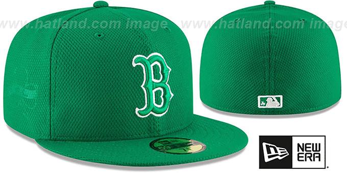 Boston Red Sox 2016 ST PATRICKS DAY Hat by New Era 9ecae478bea7