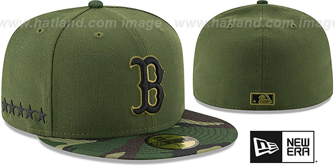 official photos 319a6 c9491 Red Sox 2017 MEMORIAL DAY  STARS N STRIPES  Hat by New Era