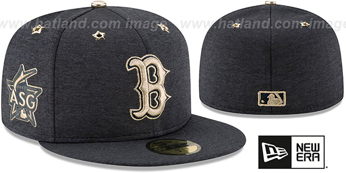 59098b9c4 Boston Red Sox 2017 MLB ALL-STAR GAME Fitted Hat by New Era